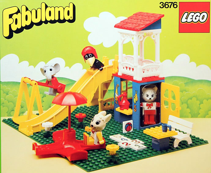 Cathy Cat's Fun Park (1989)
