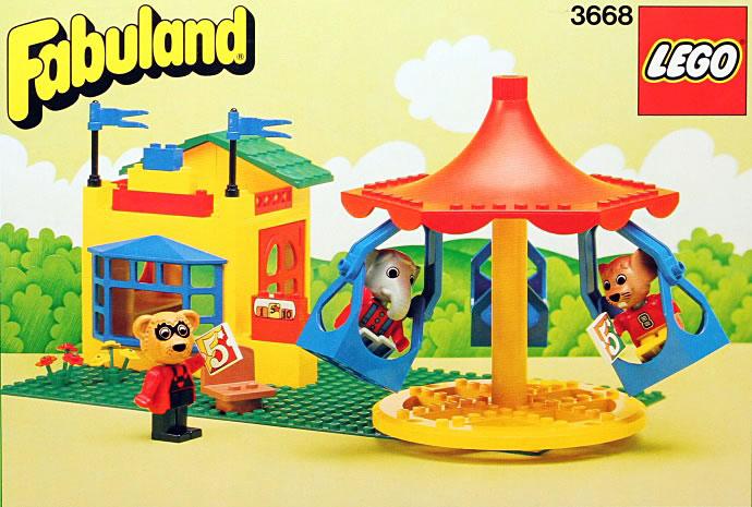 Merry-Go-Round (1986)