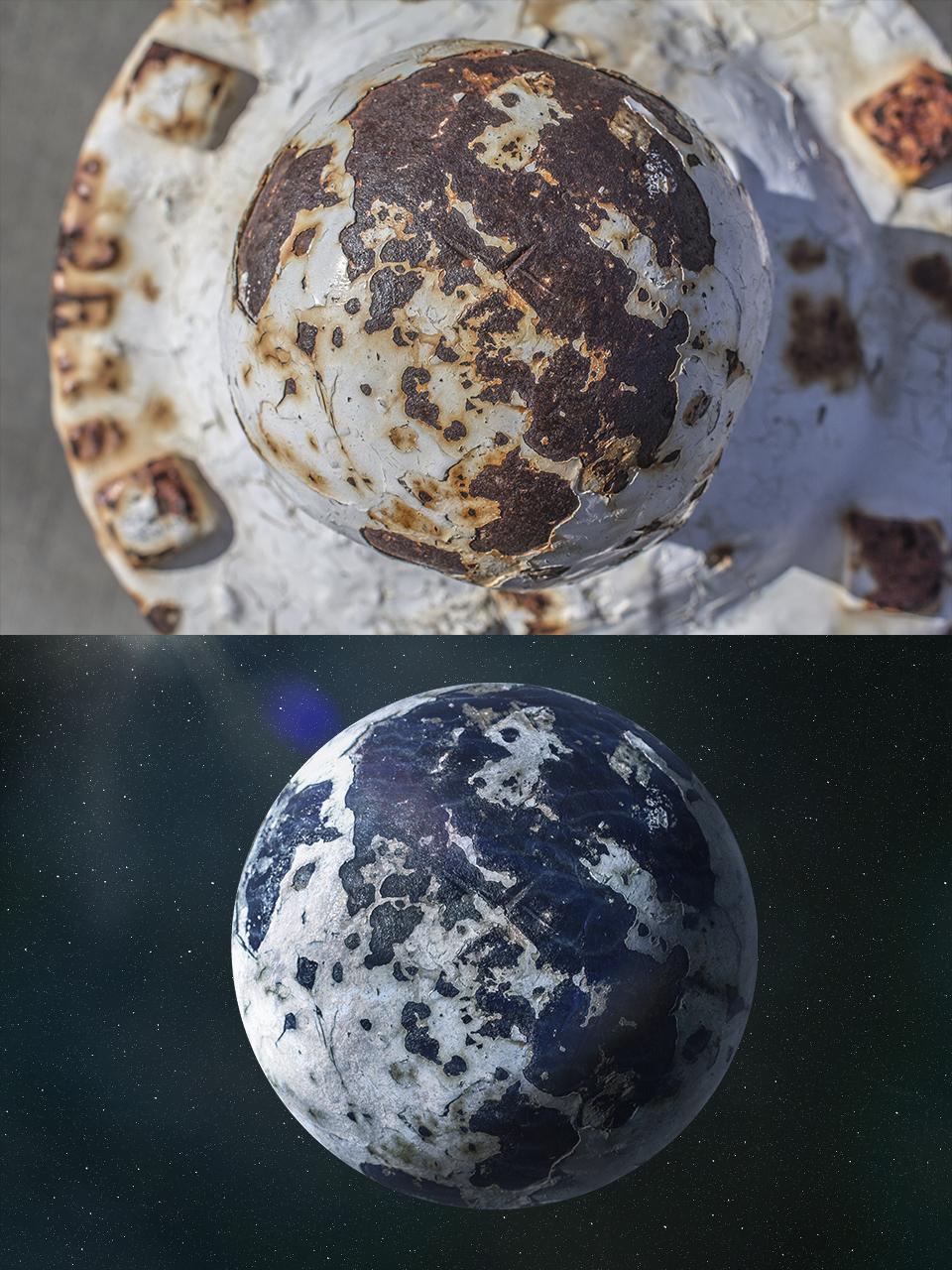 Hydrant Planet 1