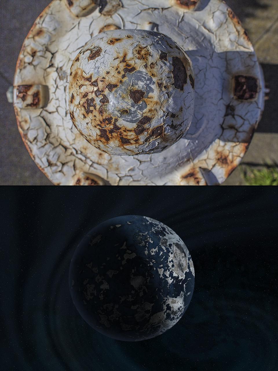 Hydrant Planet 11