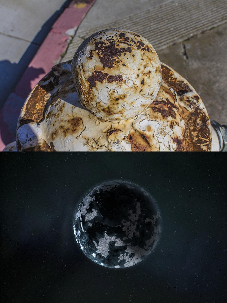 Hydrant Planet 12