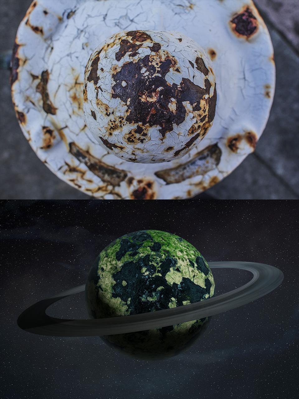 Hydrant Planet 2