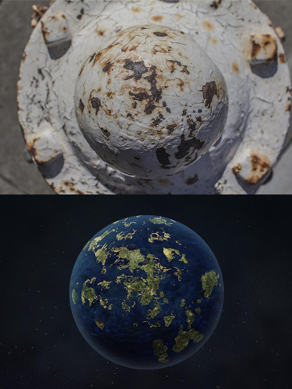 Hydrant Planet 3