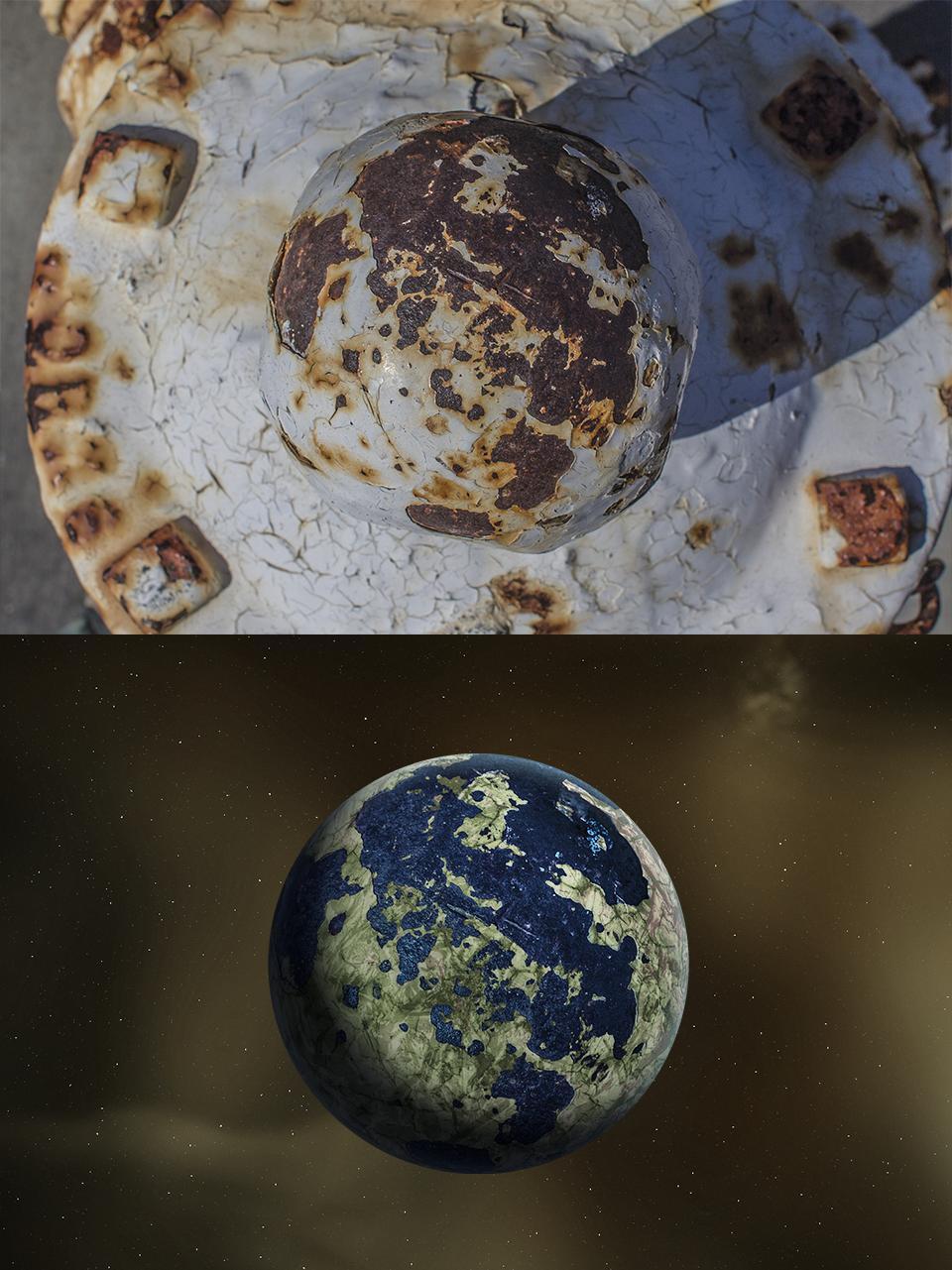 Hydrant Planet 4