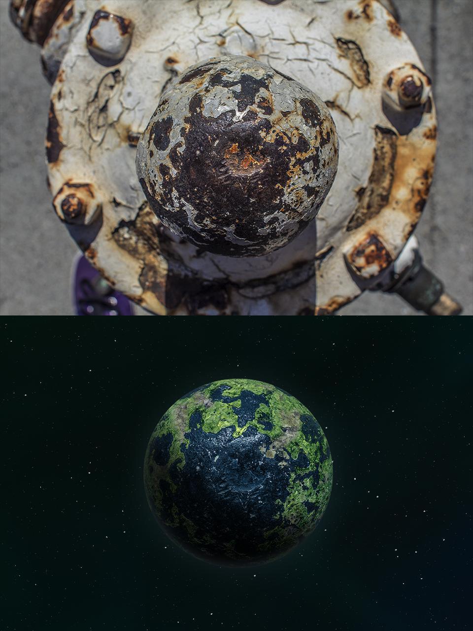 Hydrant Planet 5
