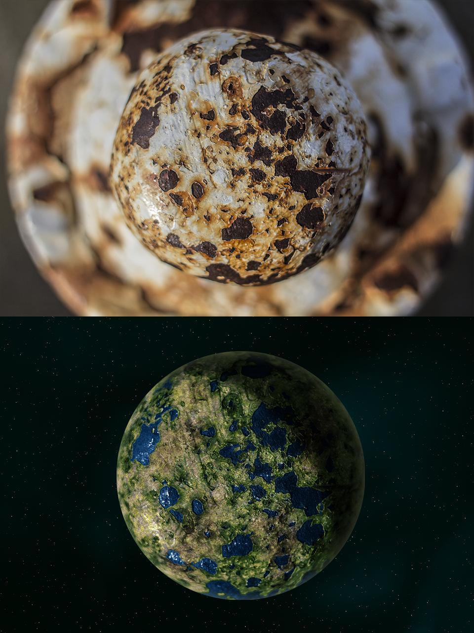 Hydrant Planet 7