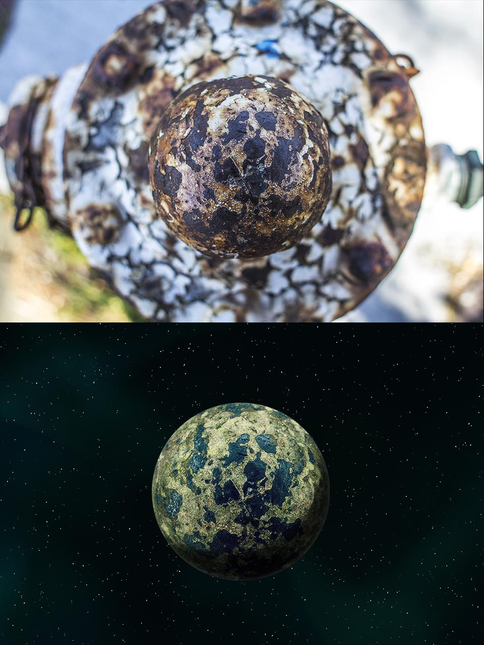 Hydrant Planet 8