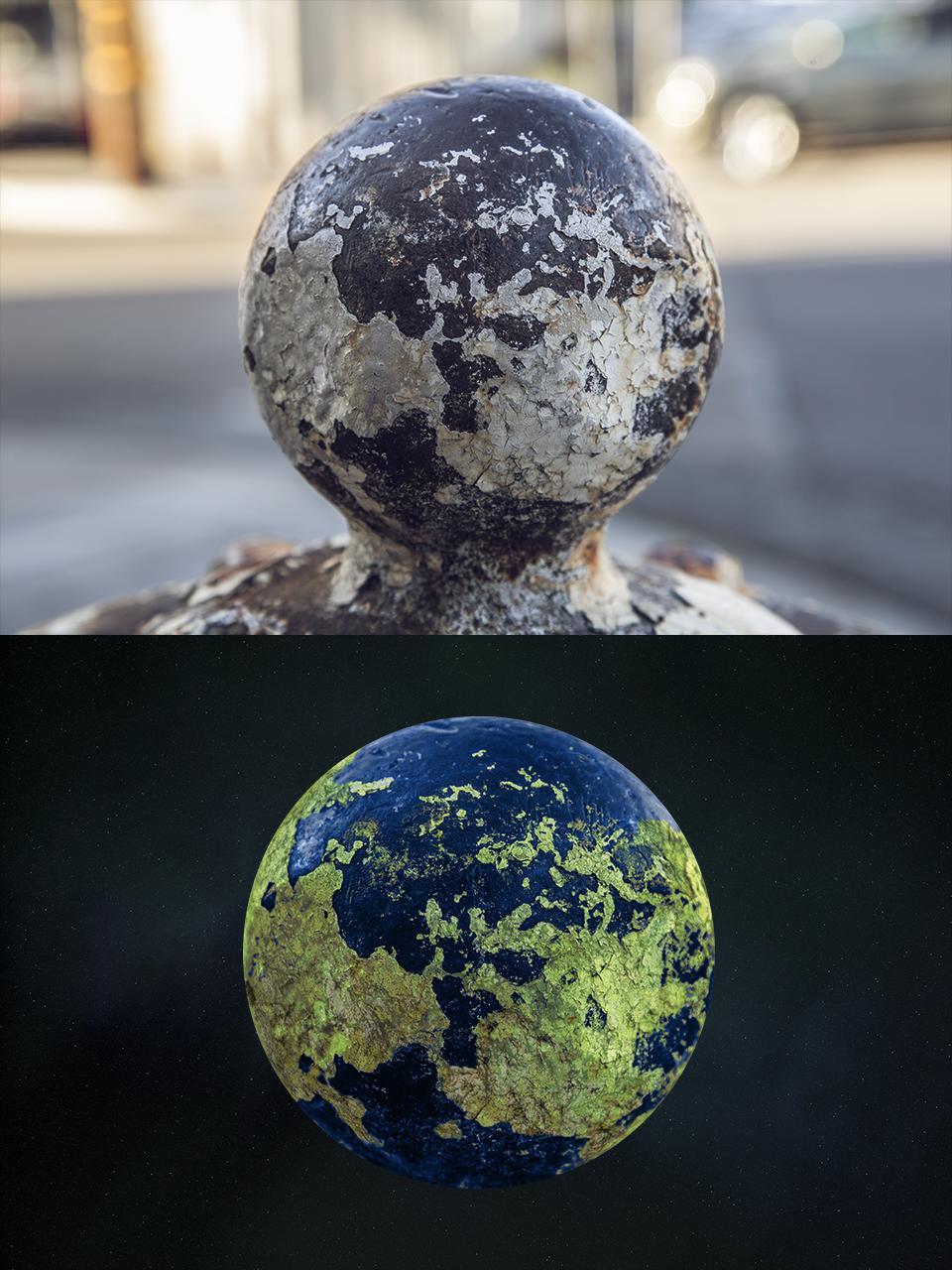 Hydrant Planet 9