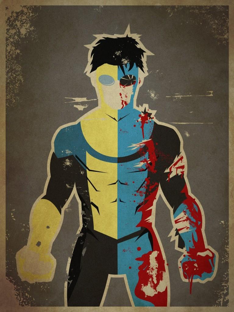 Invincible Mark Grayson