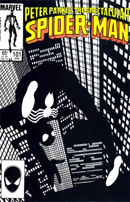 1985: The Spectacular Spider-Man #101  (John Byrne)