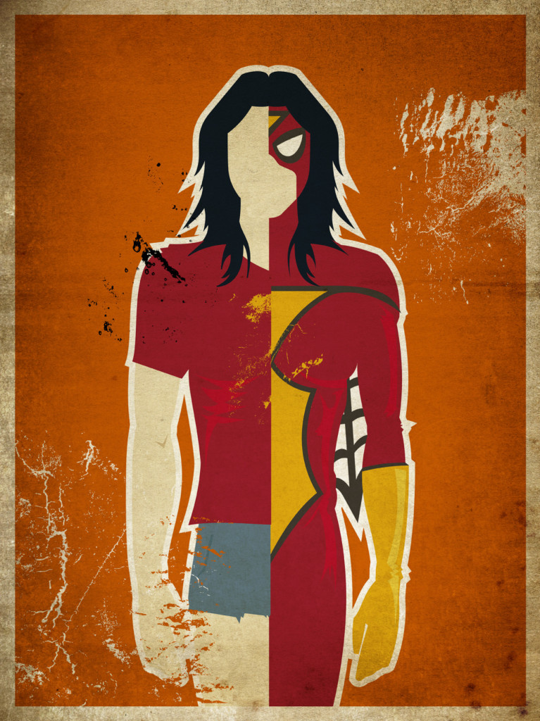 Spider-Woman Jessica Drew