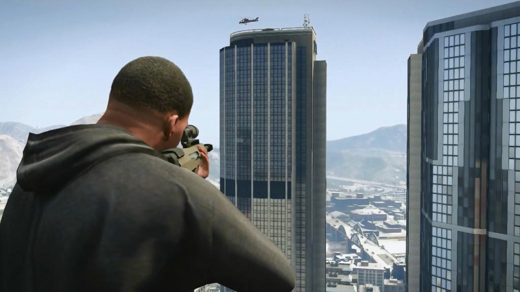 Sniper backup
