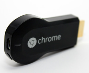 Google Chromecast HDMI dongle