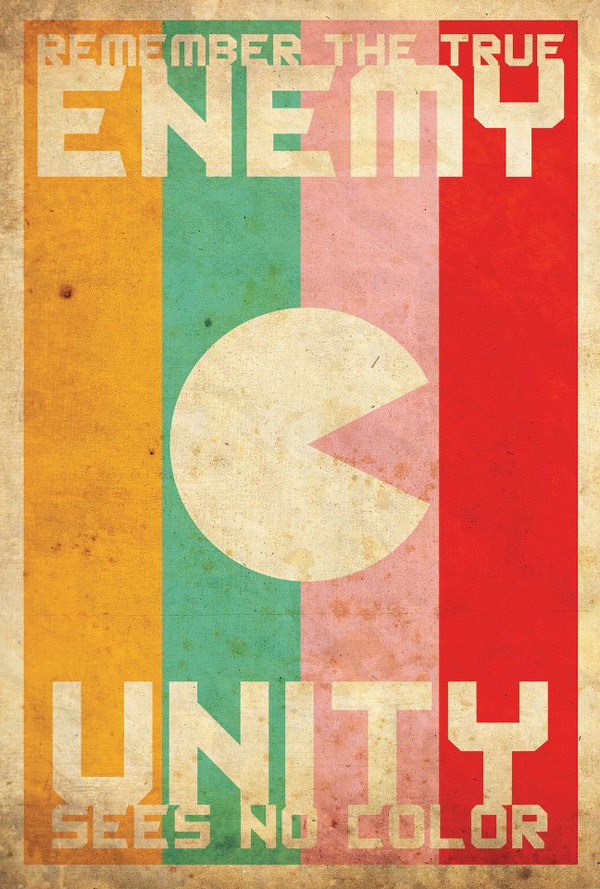 Unity sees no color