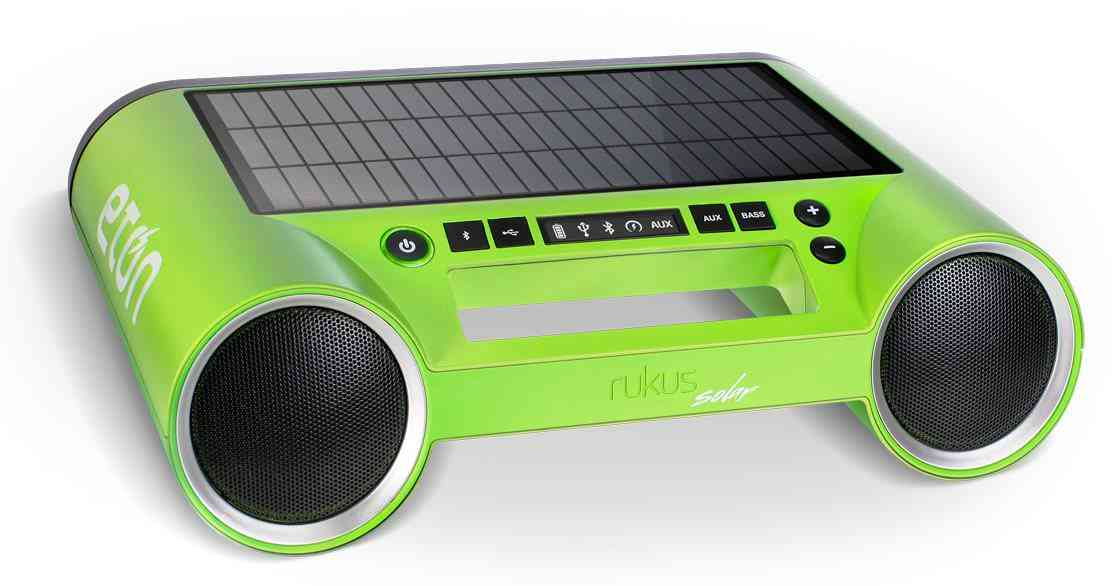 8 Solar Powered Gadgets For Outdoor Fun