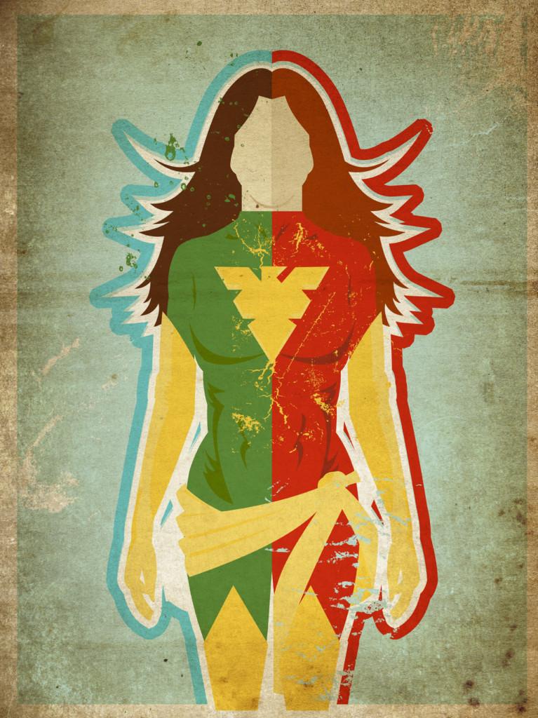 Jean Grey The Phoenix