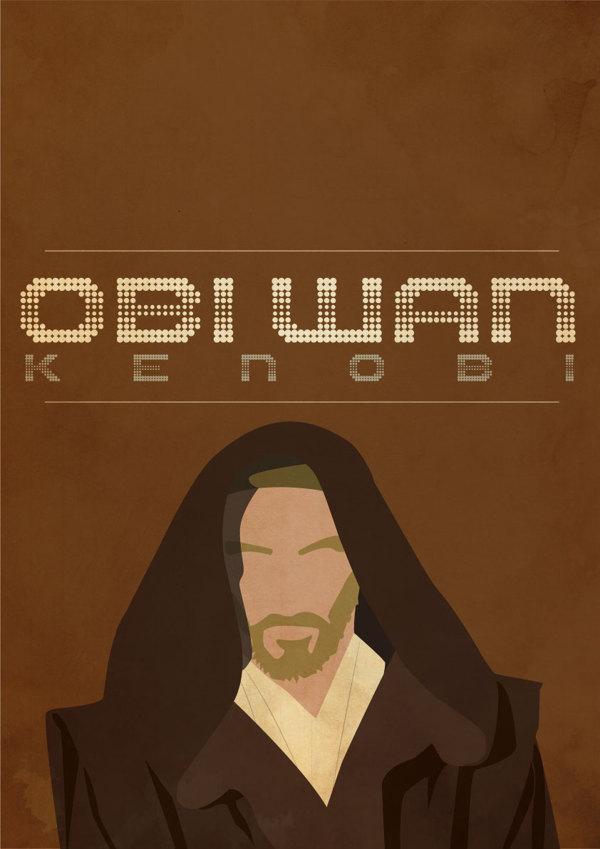 Young Obi-wan Kenobi