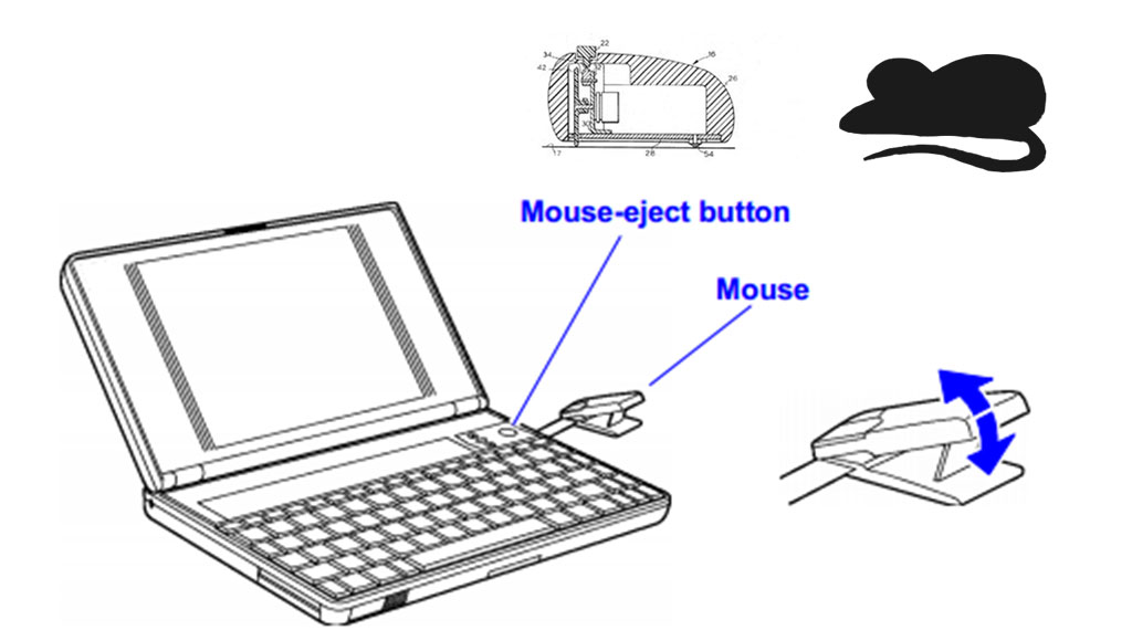 The Legacy of the Computer Mouse in One Crazy Example