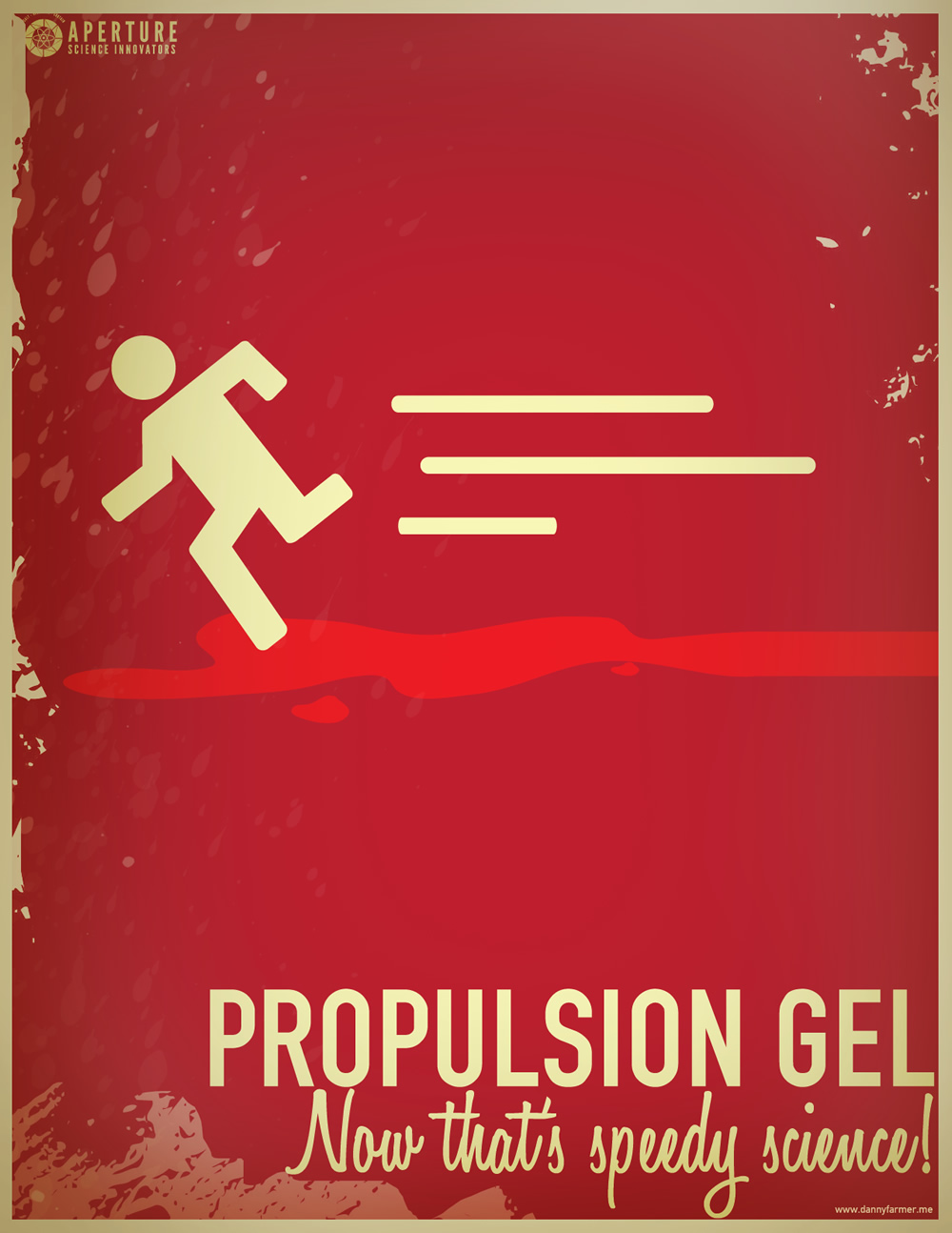 Portal  Repulsion Gel Time Travel