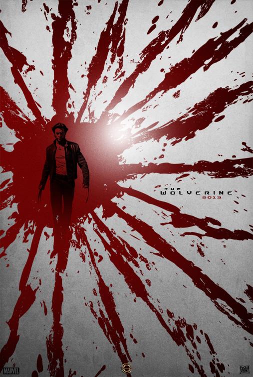 Red Sun blood splatter