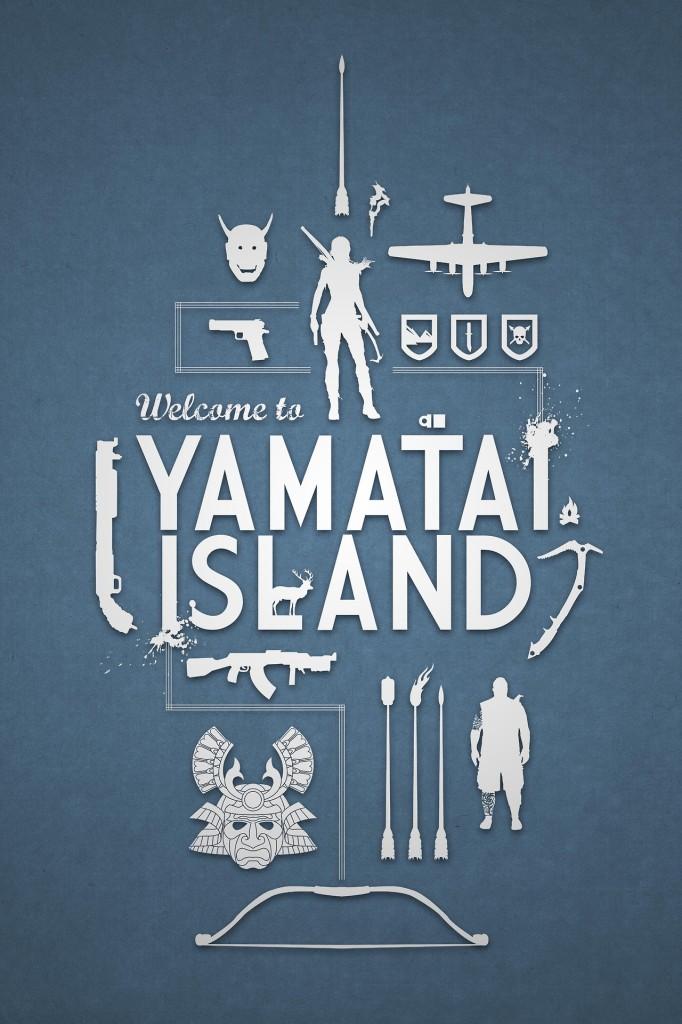 Yamatai Island from Tomb Raider