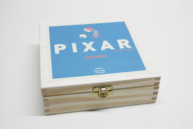 Pixar Cards Box set