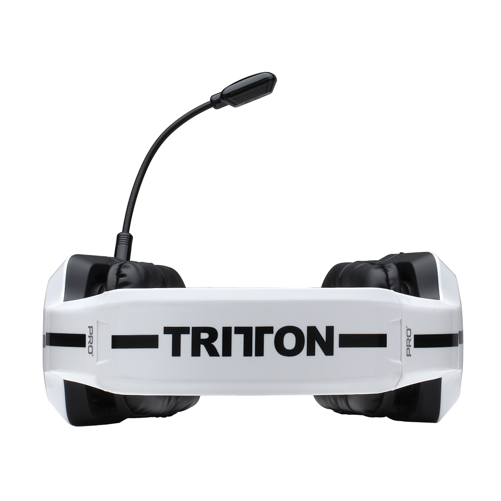 Mad Catz Tritton Pro+ 5.1 Headphones for Windows and Mac Overhead