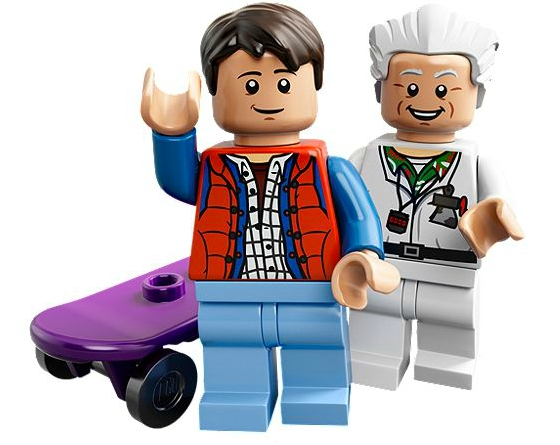 Marty-Doc-minifigures