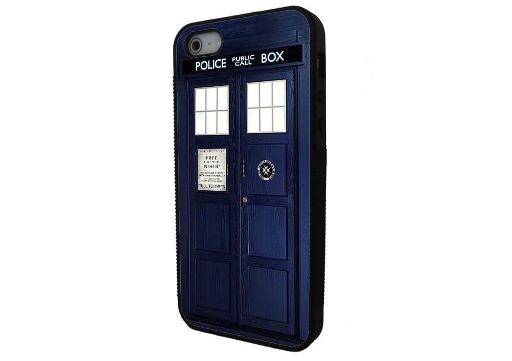 Tardis-iphone-case