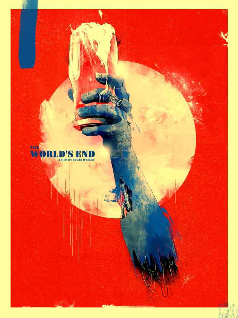 The World's End Raise a pint