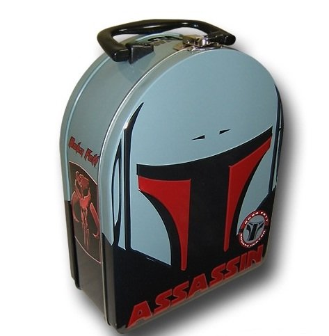 Boba Fett Lunch Box