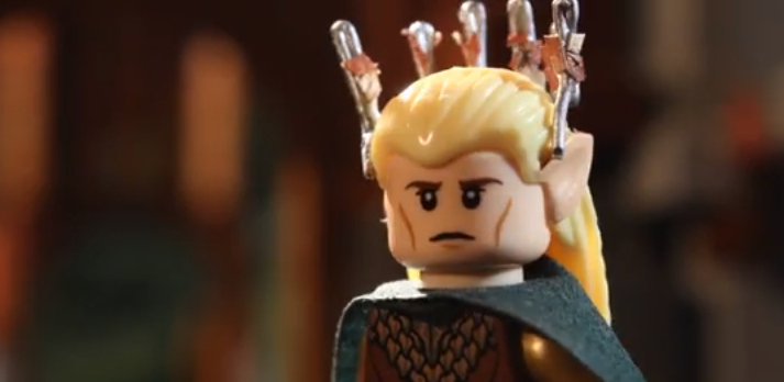 The Hobbit: The Desolation of Smaug LEGO version