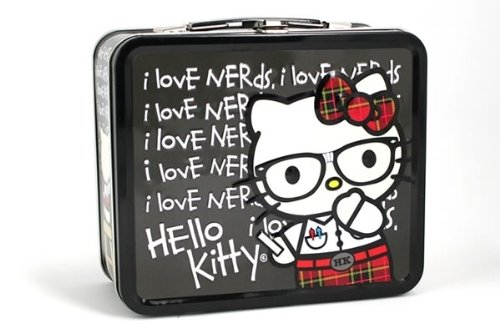 Hello Kitty Nerd Lunch Box
