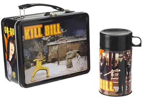 Kill Bill Lunch Box