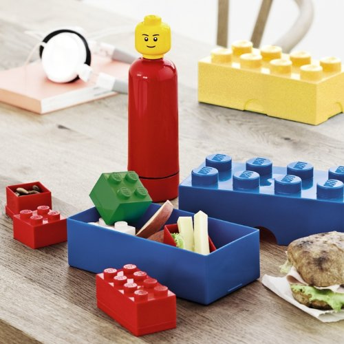 Lego Lunch Box Open
