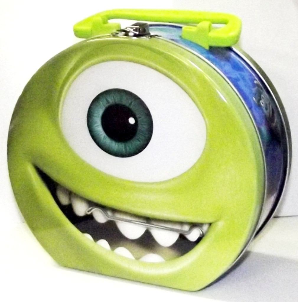 Monsters U Lunch Box
