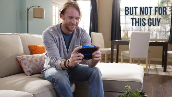 Nintendo 2DS stock shot
