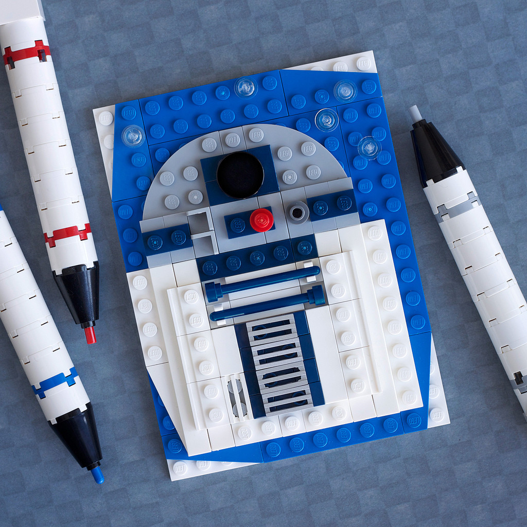R2-D2 from Star Wars