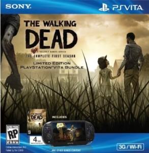 Sony Vita Walking Dead bundle