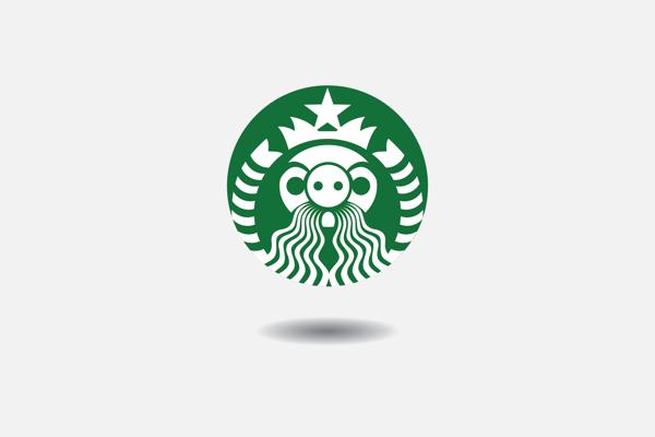 Starbucks Piggie