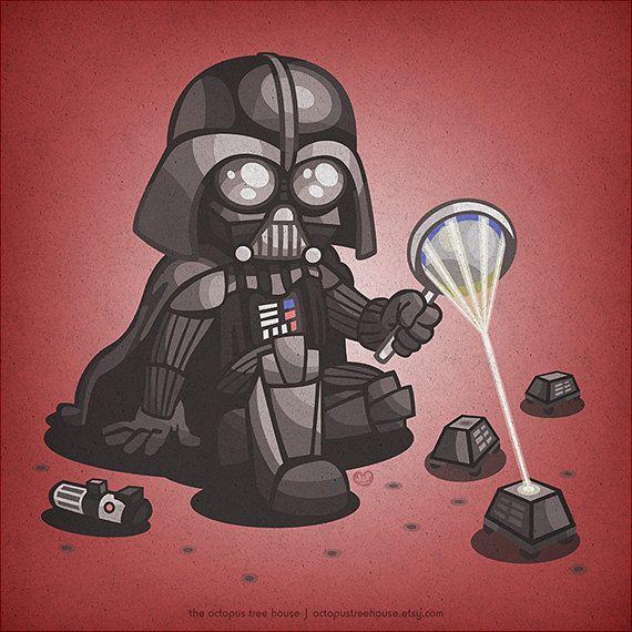 Death Star ray