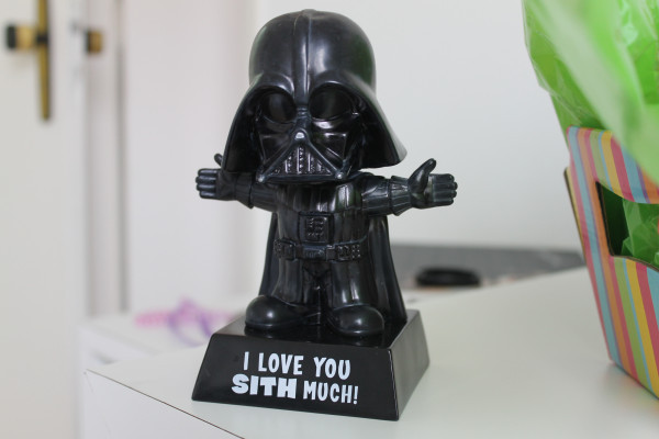Vader I love you Sith Much