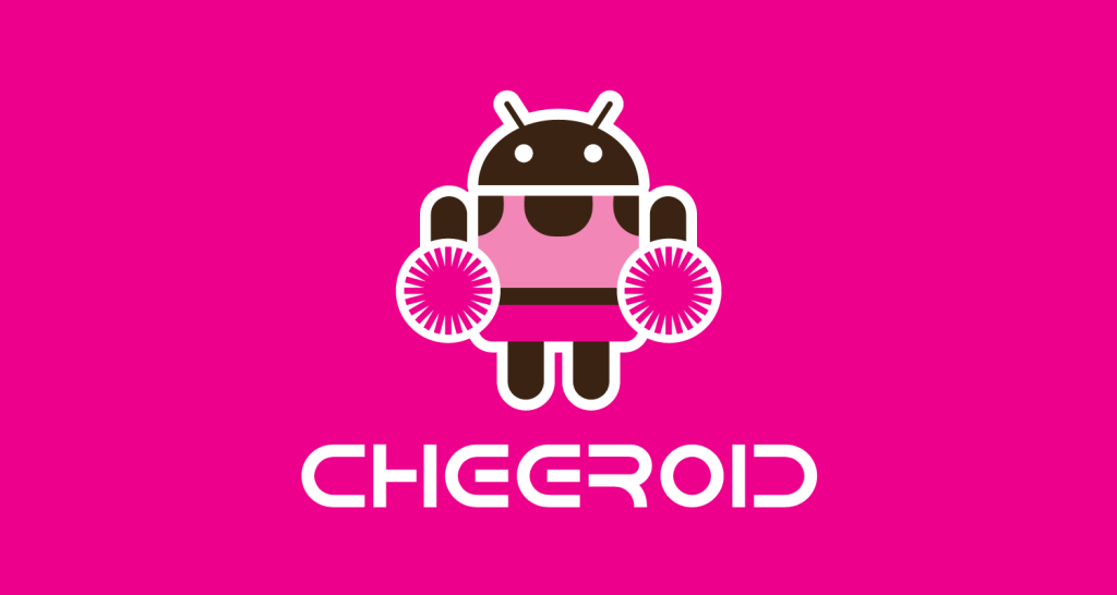 Android Cheerleader