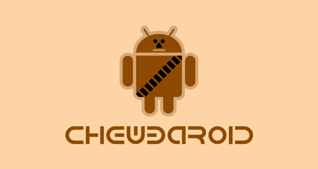 Android Chewbacca