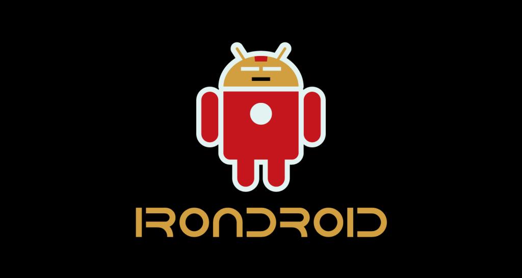Android Iron Man