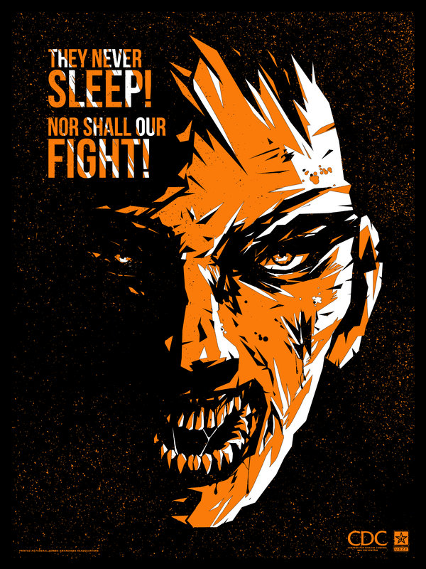 The never Sleep, Join the Fight