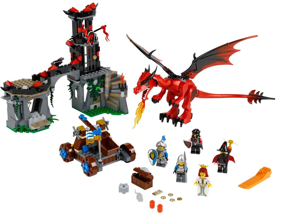Deals of the Week LEGO Castle Dragon Mountain