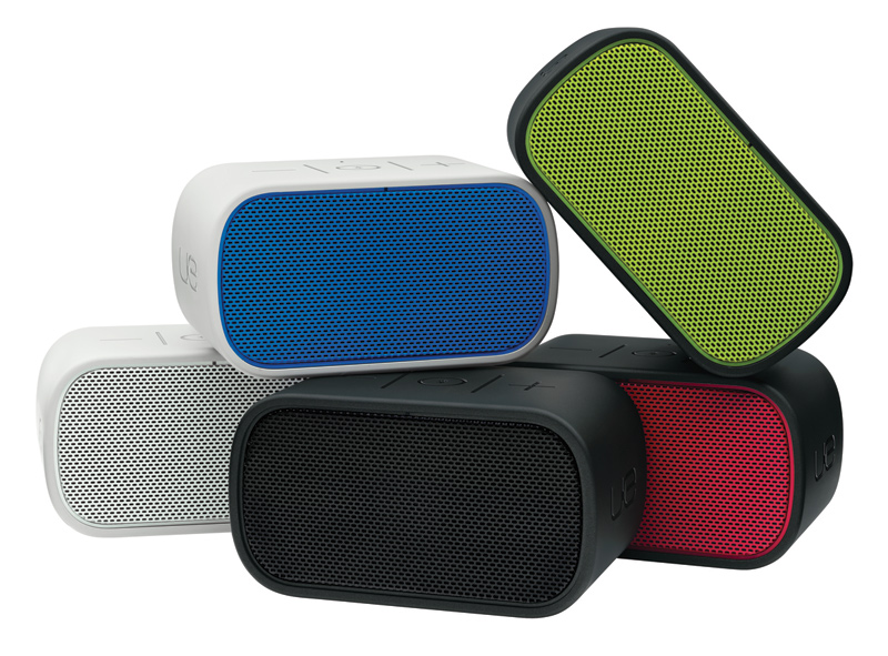 accessories for iphone and ipad Logitech UE Mini Boombox
