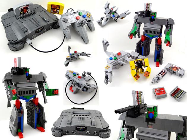 Nintendo 64 Transformer