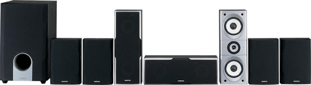 Onkyo-speaker-system